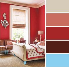 9 Kombinasi Warna Menarik Untuk Bilik Tidur Zulsyablog Com