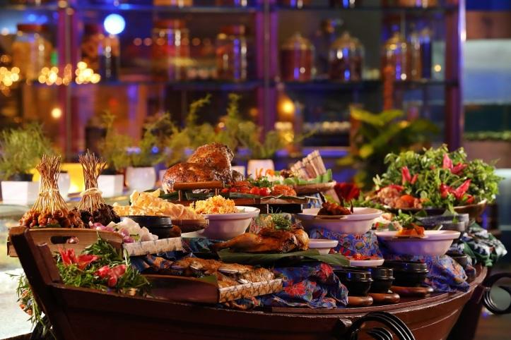 JW Marriott KL Kampong Festive Dining 2018 1